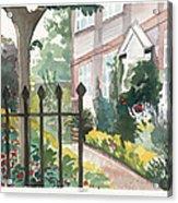 Stratford 20x16 Acrylic Print