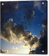 Stratosphere To Surface Acrylic Print