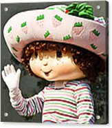 Strawberry Shortcake Acrylic Print