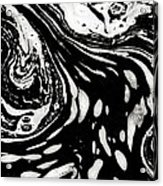 Stream Art Acrylic Print