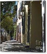 Street Alley Acrylic Print