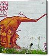 Street Art 4 Acrylic Print