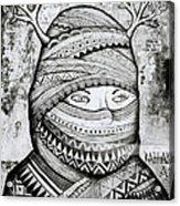 Mysterious Cochin Acrylic Print