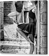 Street Dance Acrylic Print