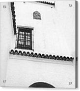 Street In Seville Acrylic Print