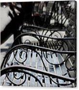 Street Jazz In The Big Easy Acrylic Print