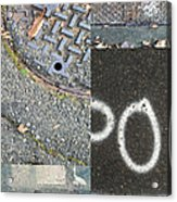 Street Level Acrylic Print