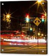 Street Lights Acrylic Print