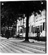 Street View Acrylic Print by Thomas Leon
