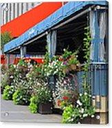 Streets Of Montreal 1 Acrylic Print
