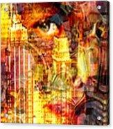 Streetwalker Acrylic Print