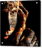 Strength Of Character Acrylic Print