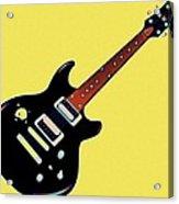 Strings Of Rock Acrylic Print