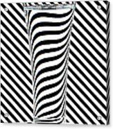 Striped Water Acrylic Print