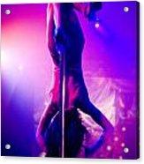 Strippers Club  Acrylic Print