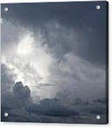Strom Clouds Acrylic Print