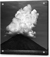 Stromboli Eruption Acrylic Print