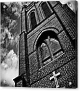 Strong Tower Acrylic Print