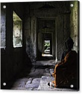 Structures Cambodia Siem Reap 03 Acrylic Print