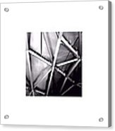 Structure_09.09.12 Acrylic Print