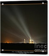 Sts-116 Discovery Acrylic Print