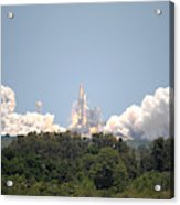 Sts-132, Space Shuttle Atlantis Launch Acrylic Print