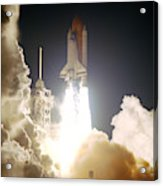 Sts-72, Space Shuttle Endeavor Launch Acrylic Print