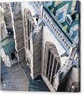 St.stephan Cathedral - Vienna -  Austria Acrylic Print