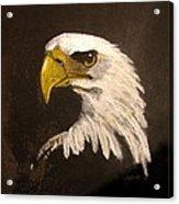 Stuarts Eagle Acrylic Print