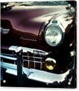 Studebaker Champion Acrylic Print