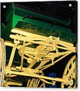 Studebaker Wagon Acrylic Print