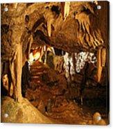 Stump Cross Caverns 2 Acrylic Print