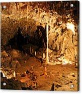 Stump Cross Caverns Acrylic Print