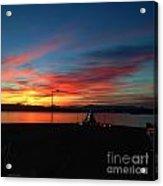 Stunning Sunset Acrylic Print