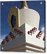 Stupa Acrylic Print