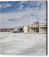 Sturgeon Bay Bridge  Acrylic Print