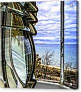 Sturgeon Point Lighthouse Acrylic Print
