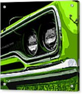 Sublime '70 Road Runner Acrylic Print