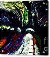 Such Zombie Eyes Acrylic Print