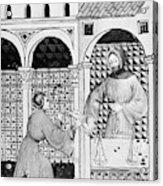 Sugar, 14th Century Acrylic Print