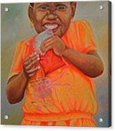 Sugar Baby Acrylic Print