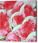 Sugar Cookies Acrylic Print by Michael Sokalski