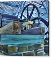 Sugar Mill Gizmo Acrylic Print