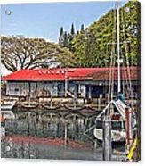Suisan Fish Market Acrylic Print