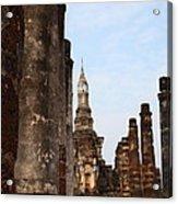Sukhothai Historical Park - Sukhothai Thailand - 011320 Acrylic Print by DC Photographer