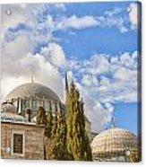 Suleiman Mosque 18 Acrylic Print