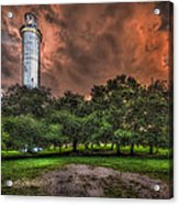 Sulfur Springs Tower Acrylic Print