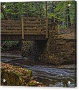Sulphur Springs Bridge Acrylic Print