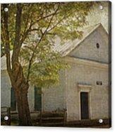 Sulphur Springs Methodist Church Acrylic Print
