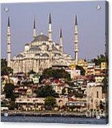 Sultan Ahmet Camii Acrylic Print